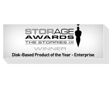 Storage Awards - Disk Based Product of the year - Enterprise