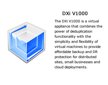 Quantum DXi v1000 Image and Overview
